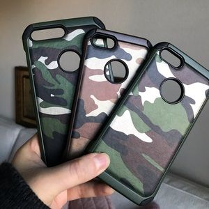 for iPhone 7/8 and 7/8 plus armor phone case